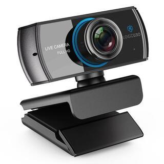 HDウェブカメラ1080Pライブストリーミングカメラ200万 R5141(その他)