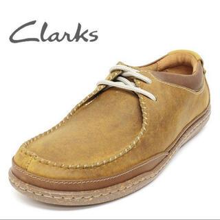 クラークス(Clarks)のClarks ワラビー Trapell pace US10 15105クラークス(スリッポン/モカシン)