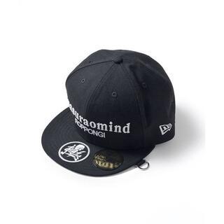 マスターマインドジャパン(mastermind JAPAN)のMasuraomind ROPPONGI NEW ERA cap(キャップ)