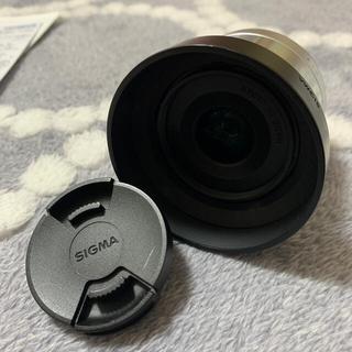 SIGMA - SIGMA 単焦点レンズ 19mm f2.8