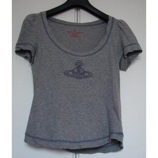 Vivienne Westwood - ヴィヴィアンウエストウッド オーブ刺繍 半袖 トップス カットソー