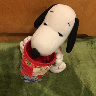 SNOOPY - スヌーピー☆SNOOPY☆ぬいぐるみ物入れ