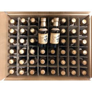 サントリー - 山崎12年 ミニボトル50ml 48本セット