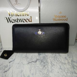 Vivienne Westwood - ヴィヴィアン ウエストウッド vivienne長財布レディース、ブラック財布新品