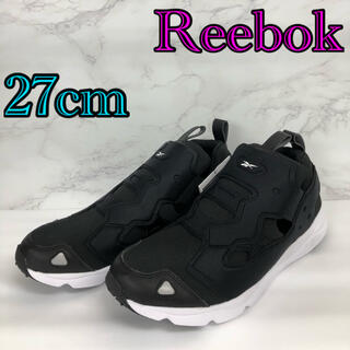 Reebok - Reebok フューリーライト 3.0 黒 ランニング スニーカー 27cm