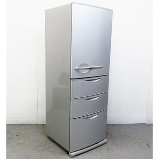 冷蔵庫 4ドア AQUA ラグジュアリーシルバー ファミリータイプ(冷蔵庫)