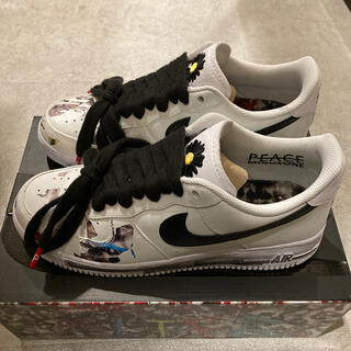 NIKE - AIR FORCE 1 PEACEMINUSONE PARANOISE 28.0