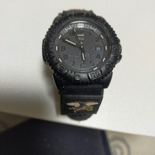 ルミノックス(Luminox)のルミノックス ネイビーシールズ ブラックアウト(腕時計(アナログ))