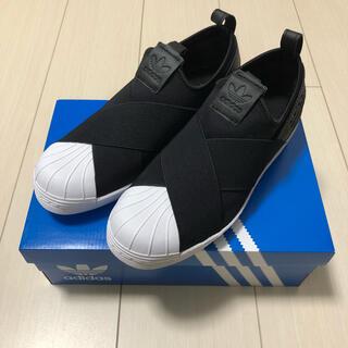 アディダス(adidas)のadidas スリッポン 23.5cm(スリッポン/モカシン)