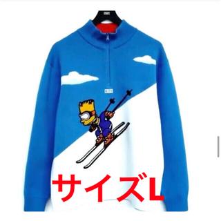 シンプソン(SIMPSON)のKITH SIMPSONS Zip Sweater L(ニット/セーター)