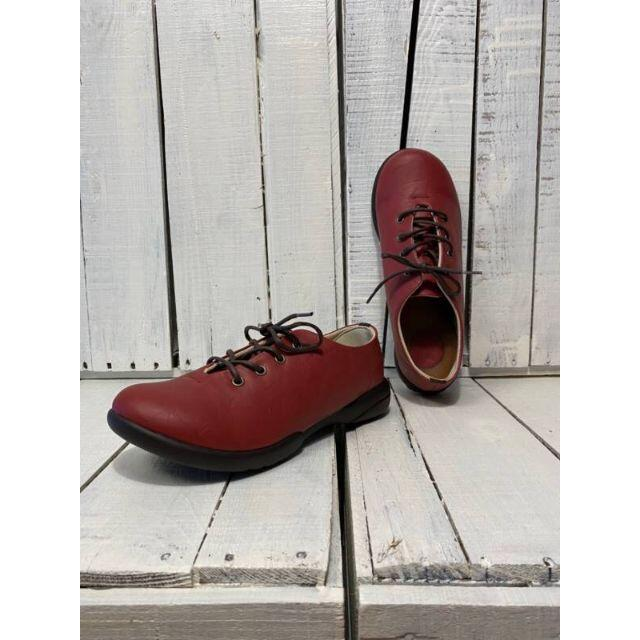 Re:getA(リゲッタ)の【消費税還元 / 送料無料】リゲッタカヌー R071 Lサイズ RED レディースの靴/シューズ(その他)の商品写真