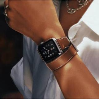 Hermes - Apple Watch Series6エルメス40mmヴォーバレニア(フォーヴ)