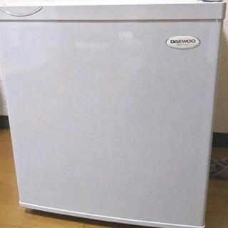 1ドア冷蔵庫 DRF-45AL DAEWOO 小さい冷蔵庫 動作確認済