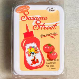 SESAME STREET - セサミストリート  ランチボックス シールランチ【新品・未開封】
