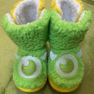 ベビードール(BABYDOLL)のDisneyブーツ15cmムートンブーツ BABYDOLL(ブーツ)