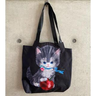 ミルク(MILK)の★ミルク★猫 ねこ ネコ キャット CAT トートバッグ 新品 未使用 タグ無し(トートバッグ)