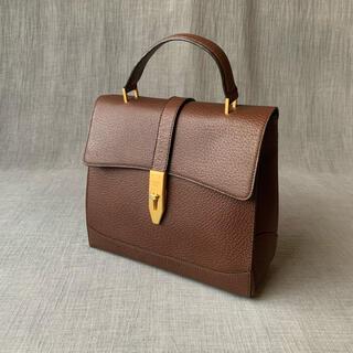 CEFINE - 希少 CELINE vintage handbag tarnlock brown
