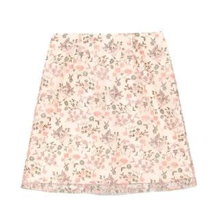 Lily Brown - フラワー刺繍スカート スナイデル、リランドチュール、マーキュリーデュオ