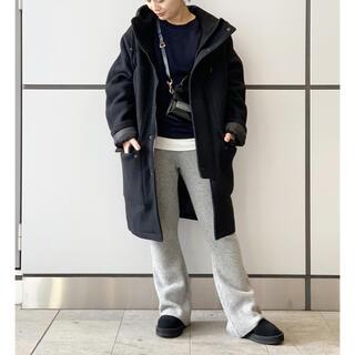 L'Appartement DEUXIEME CLASSE - 【LOREAK /ロレーク】メルトンフーディーコート 美品