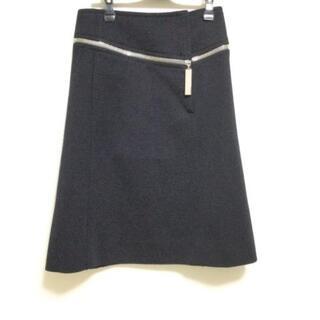 ルイヴィトン(LOUIS VUITTON)のルイヴィトン スカート サイズ36 S - 黒(その他)