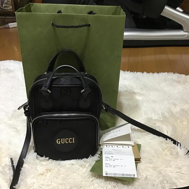 Gucci(グッチ)の専用ページ グッチ ショルダーバック ほぼ新品 メンズのバッグ(ショルダーバッグ)の商品写真