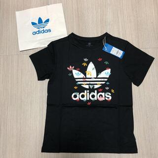 adidas - 新品 アディダスオリジナルス Tシャツ☆160☆ビックトレフォイルプリント