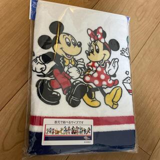 Disney - ディズニー フェイスタオルロング