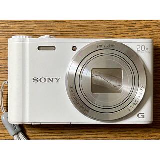 SONY - SONY Cyber-shot DSC-WX350