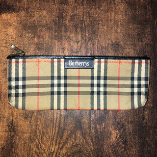 BURBERRY - Burberrys ペンケース