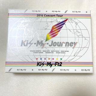 キスマイフットツー(Kis-My-Ft2)のKis-My-Ft2 Kis-My-Journey 初回限定 DVD(ミュージック)