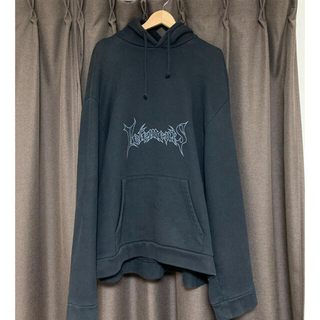 Balenciaga - vetements 黒メタル