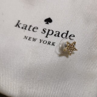 kate spade new york - kate spade♡片耳ピアス