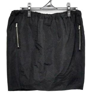 カルヴェン(CARVEN)のカルヴェン スカート サイズ38 M 黒(その他)