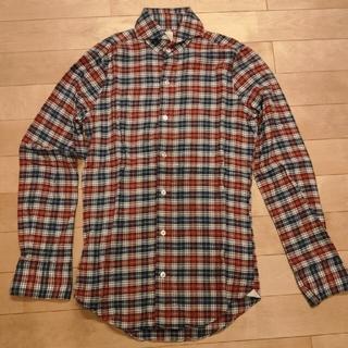 フィナモレ(FINAMORE)のフィナモレ チェックシャツ(シャツ)