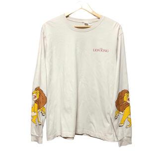 エイチアンドエム(H&M)のH&M ライオンキング ディズニー コラボ ロングTシャツ(Tシャツ/カットソー(七分/長袖))