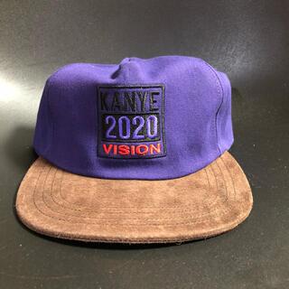 adidas - Kanye West カニエ ウエスト 2020 Vision Cap キャップ