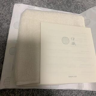 イオリ(IORI)の伊織 ハンドタオル 新品(ハンカチ)