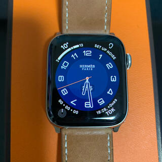 Hermes - Apple Watch Hermès series5 44mm セルラーモデル