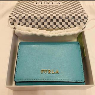 Furla - フルラ正規店で購入 【美品】FURLA フルラ ミニ財布