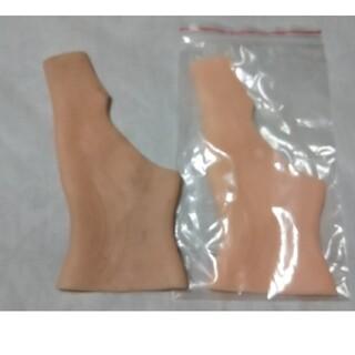 シリコン素材 親指サポーター 2枚(1枚は未使用 ) 手首サポーター
