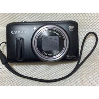 Canon - PowerShot SX260 HS