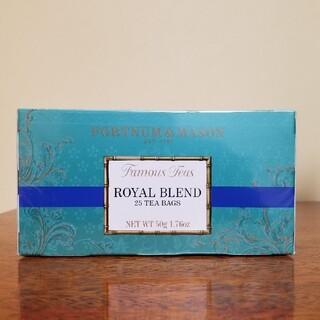 ロイヤルブレンド ティーバッグ 紅茶 フォートナム&メイソン(茶)