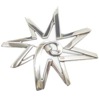 ティファニー(Tiffany & Co.)のティファニー  ブローチ  パロマピカソ シルバー925  シルバ(ブローチ/コサージュ)