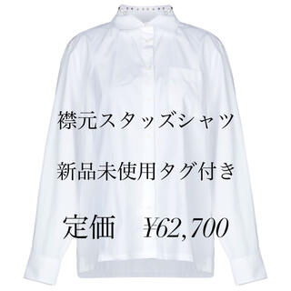 ヴァレンティノ(VALENTINO)の新品未使用 タグ付き シャツ(シャツ/ブラウス(長袖/七分))