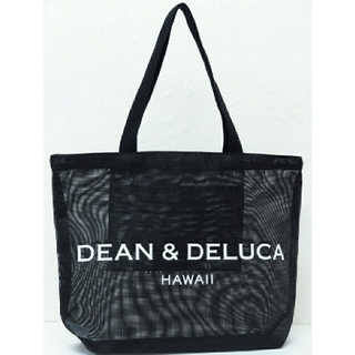 DEAN & DELUCA - DEAN&DELUCA ディーンアンドデルーカ メッシュトートバッグ