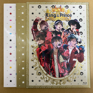 Johnny's - King & Prince コンサートDVD Blu-ray