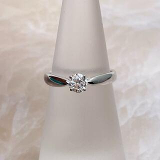ティファニー(Tiffany & Co.)の★Tiffany&Co.★ ハーモニー ダイヤリング 婚約指輪 D0.33ct(リング(指輪))