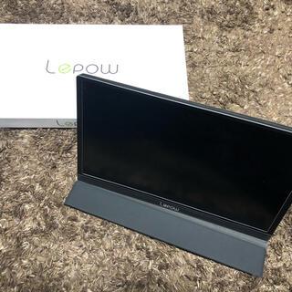 Lepow Z1 モバイルモニター 15.6インチ IPS液晶パネル