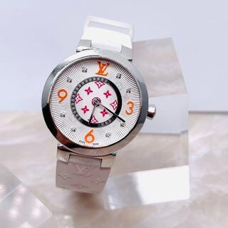 ルイヴィトン(LOUIS VUITTON)の★LouisVuitton★ ヴィトン タンブール モノグラム PM 腕時計(腕時計)