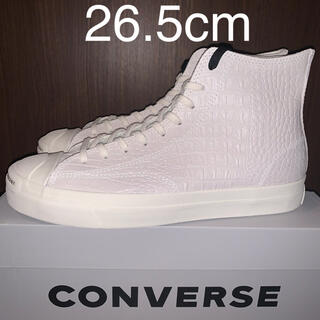 CONVERSE - 新品☆CONVERSE JACK PURCELL PRO HI 26.5cm